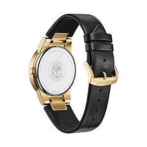 Citizen Men's Eco-Drive Leather Watch - AU1062-05E