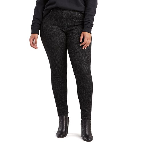 Plus Size Levi's® Perfectly Shaping Pull-On Leggings