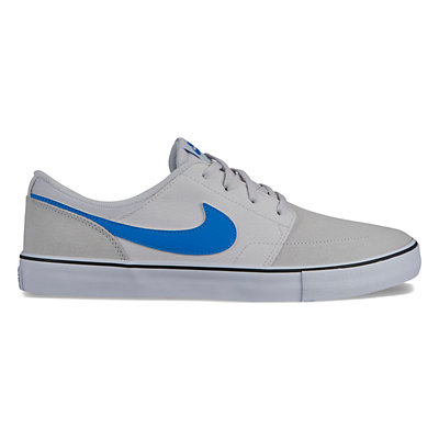 Nike SB Solarsoft Portmore II Men's Nubuck Skate Shoes