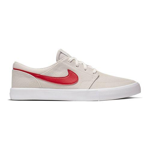 Nike SB Solarsoft Portmore II Men's Skate Shoes