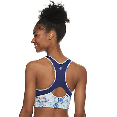 Tek Gear® Padded Medium-Impact Sports Bra