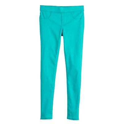 Girls 7-16 & Plus Size SO® Pull-On Ultimate Jeggings
