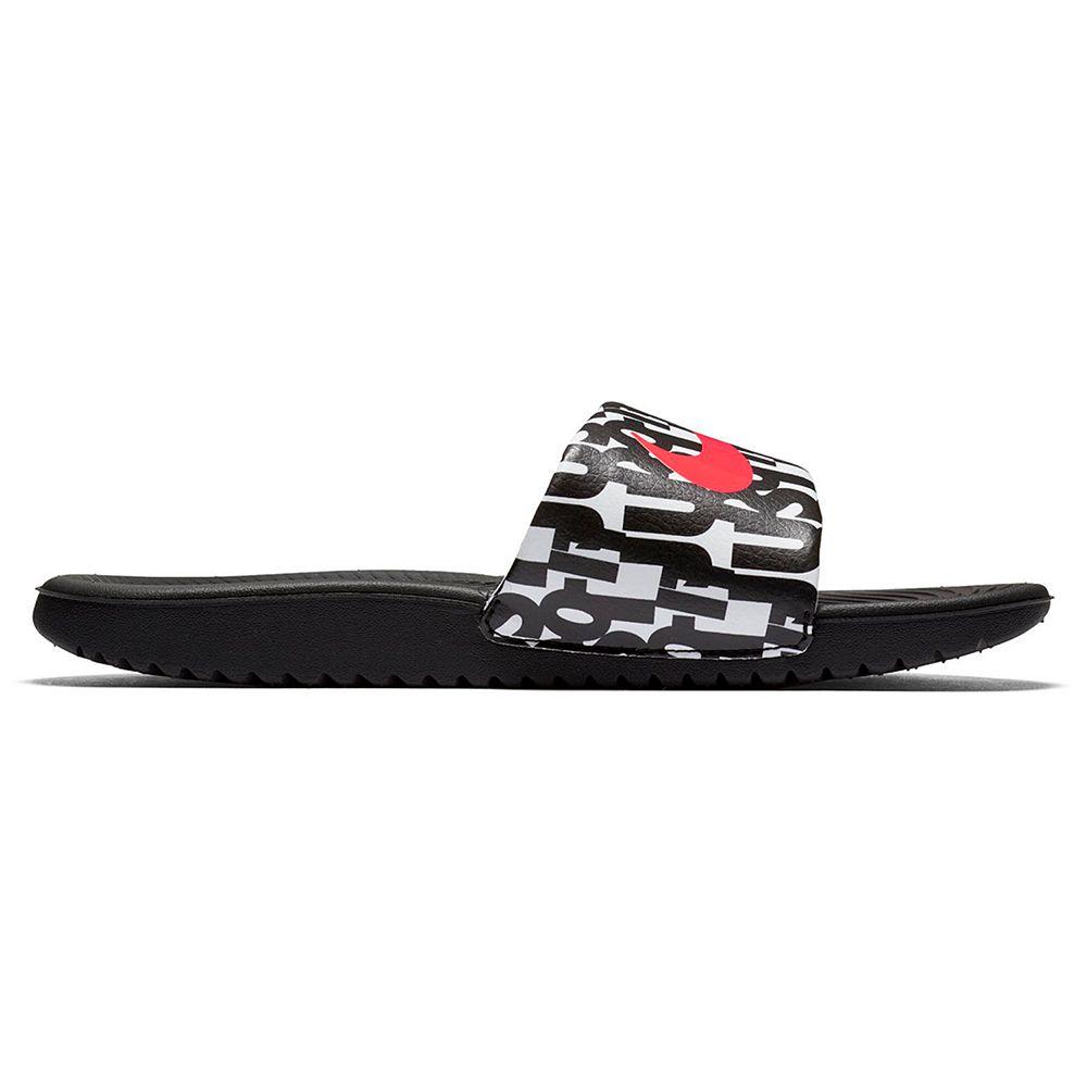 Nike Kawa Print Kids' Slide Sandals
