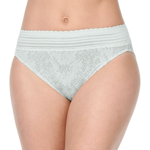 Warner's No Pinching No Problems Lace Trimmed Hipster 5609J