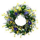 SONOMA Goods for Life® Artificial Farmhouse Botanical Wreath