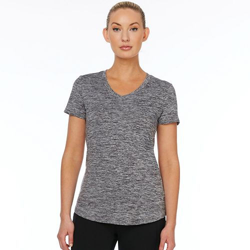 Women's Danskin Essential V-neck Tee