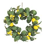 SONOMA Goods for Life? Artificial Lemon With Leaves Wreath