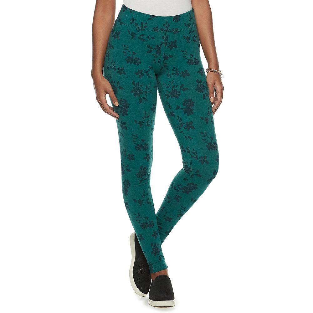 Women's SONOMA Goods for Life® Jersey Midrise Leggings
