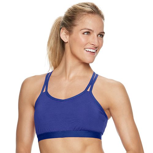 Tek Gear® Strappy Sports Bra