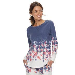 Women's SONOMA Goods for Life? French Terry Crewneck Sweatshirt
