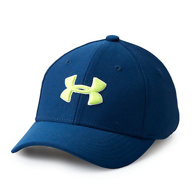 Boys 4-20 Under Armour Logo Baseball Fitted Hat
