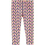 Girls 4-14 Carter's Geometric Leggings