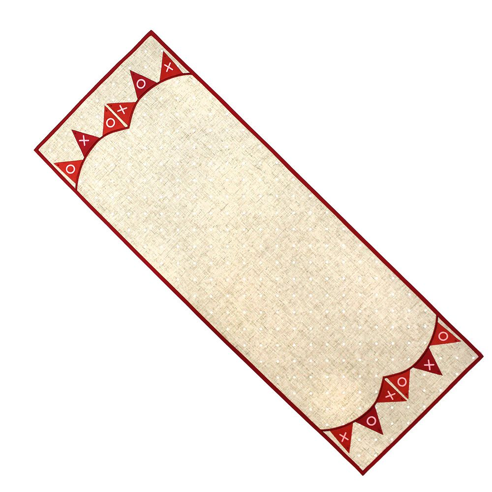 Celebrate Valentine's Day Together Banner Table Runner - 36""
