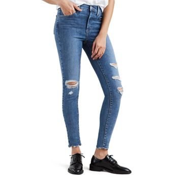 Levis 720 High Rise Super Skinny Women's Jeans
