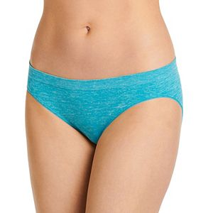 Women's Jockey Smooth & Shine Seamfree Bikini Panty 2186