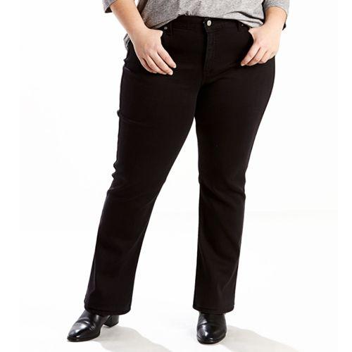 Plus Size Levi's Classic Fit Straight-Leg Jeans