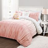 Lush Decor Umbre Fiesta Comforter Set