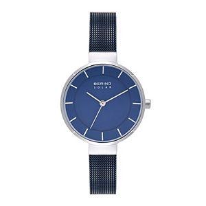 BERING Women's Solar Two Tone Watch - 14631-307