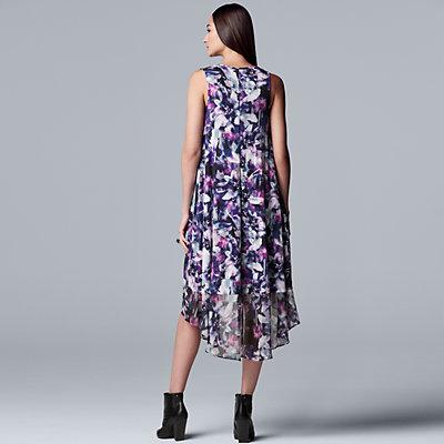 Women's Simply Vera Vera Wang High-Low Dress