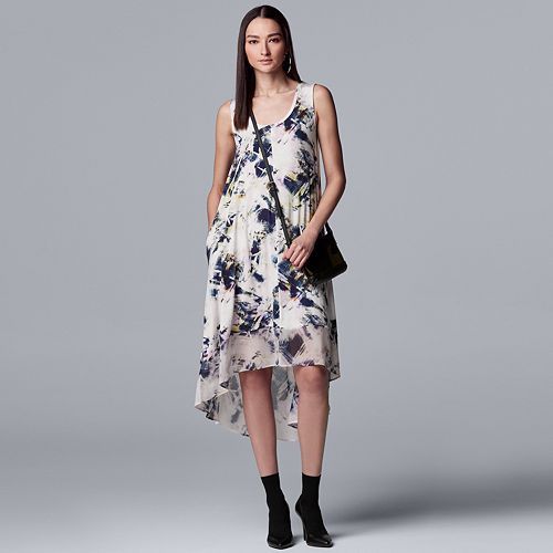 Women's Simply Vera Vera Wang High-Low Dress