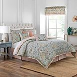 Waverly Artisanal Comforter Set or Euro Sham