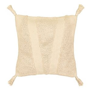 Waverly Craft Culture Square Textured Throw Pillow