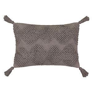 Waverly Craft Culture Woven Loop Throw Pillow