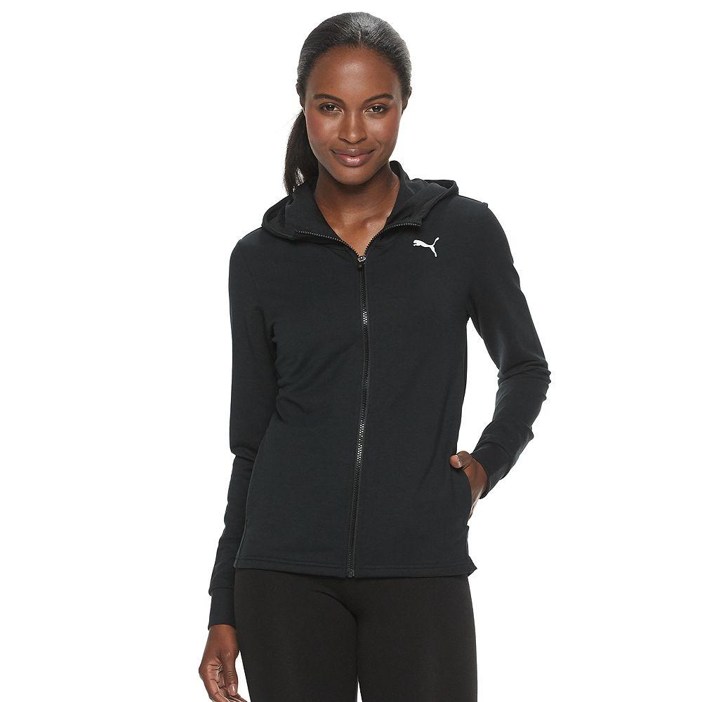Women's PUMA Modern Sports Full-Zip Hoodie