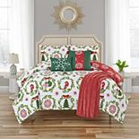 Decorations Comforter & Throw Set