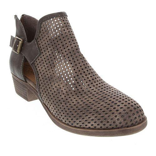 sugar Tales Chopout Women's Ankle Boots