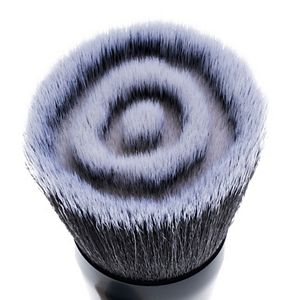 butter LONDON LumiMatte Finishing & Setting Powder Brush