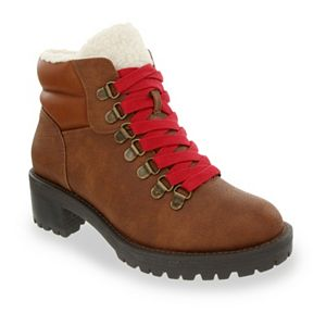 sugar Marisol Women's Lined Hiker Boots