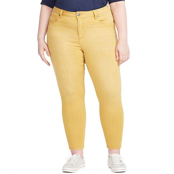 Plus Size East Adeline by Dia & Co Skinny Jeans