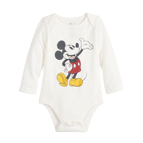 Disney's Mickey Mouse Baby Graphic Bodysuit by Jumping Beans®