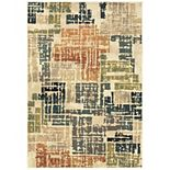 StyleHaven Easton Distressed Patchwork Rug