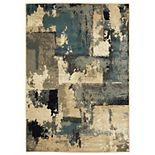 StyleHaven Easton Abstract Shadows Rug