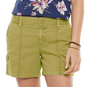Women's Sonoma Goods For Life® Utility Shorts