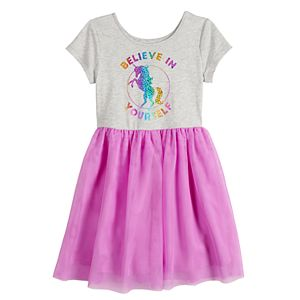 Girls 4-12 Jumping Beans® Ballerina Dress