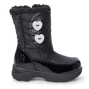 totes Amy Toddler Girls' Winter Boots