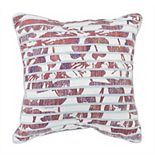 Croscill Angelina Square Throw Pillow