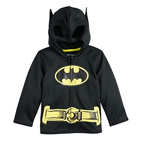 Toddler Boy Jumping Beans® DC Comics Batman Costume Hoodie