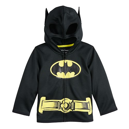 Toddler Boy Jumping Beans® DC Comics Batman Costume Hoodie