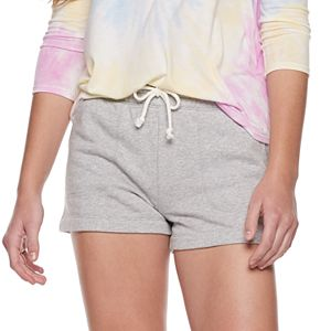 Juniors' SO® Porkchop Pocket Midi Shorts