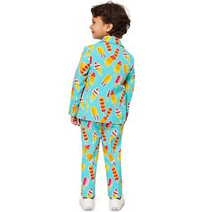 Boys 2-8 OppoSuits Cool Cones Ice Suit