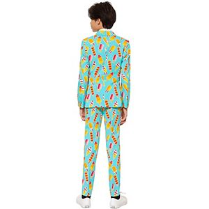 Boys 10-16 OppoSuits Cool Cones Ice Suit