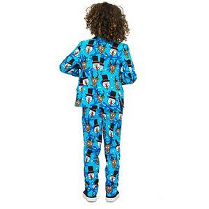 Boys 2-8 OppoSuits Winter Winner Christmas Suit