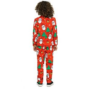 Boys 2-8 OppoSuits Holiday Hero Christmas Suit