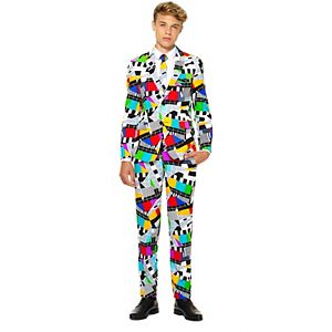 Boys 10-16 OppoSuits Testival Retro Suit