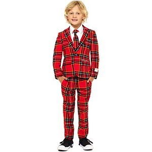 Boys 2-8 OppoSuits The Lumberjack Christmas Suit