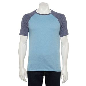 Men's SONOMA Goods for Life Supersoft Raglan Tee